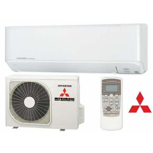 Nou, expus in showroom, Aparat aer conditionat Mitsubishi Heavy SRK35ZMP-S/SRC35ZMP-S 12000 btu/h, auto-uscare, functie Hi-Power, memorare pozitie flapsuri, auto-restart, timer 0n-off 24h, ventilator anti-microbian, fabricat in Thailanda, 23 dB, A++